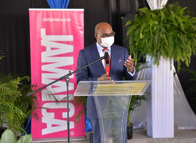 Minister Bartlett: St. Thomas being targeted for tourism development