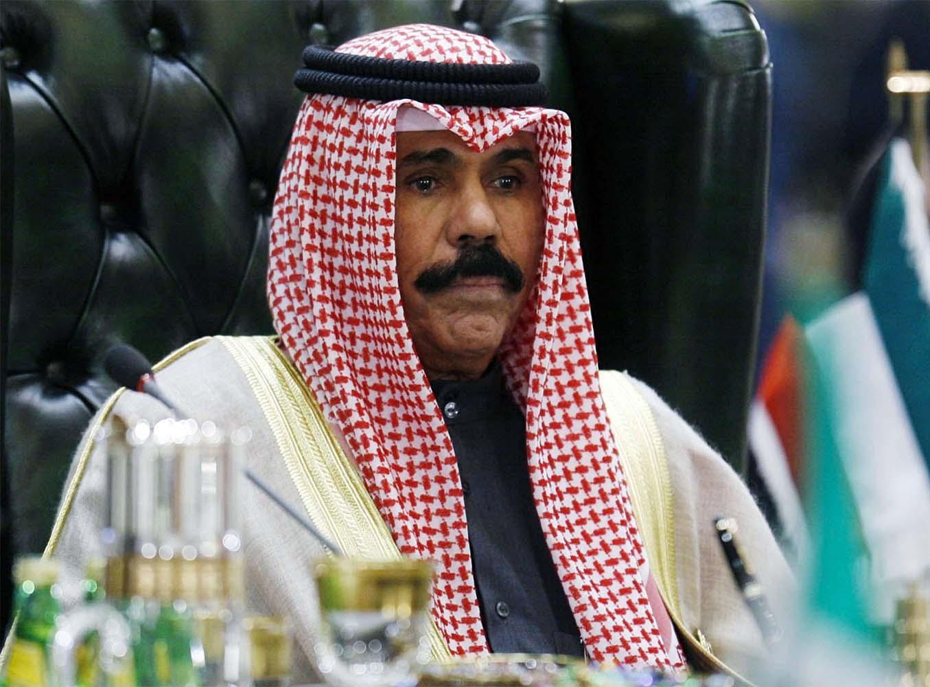 Kuwaiti emir Sheikh Sabah dies at 91, new ruler named