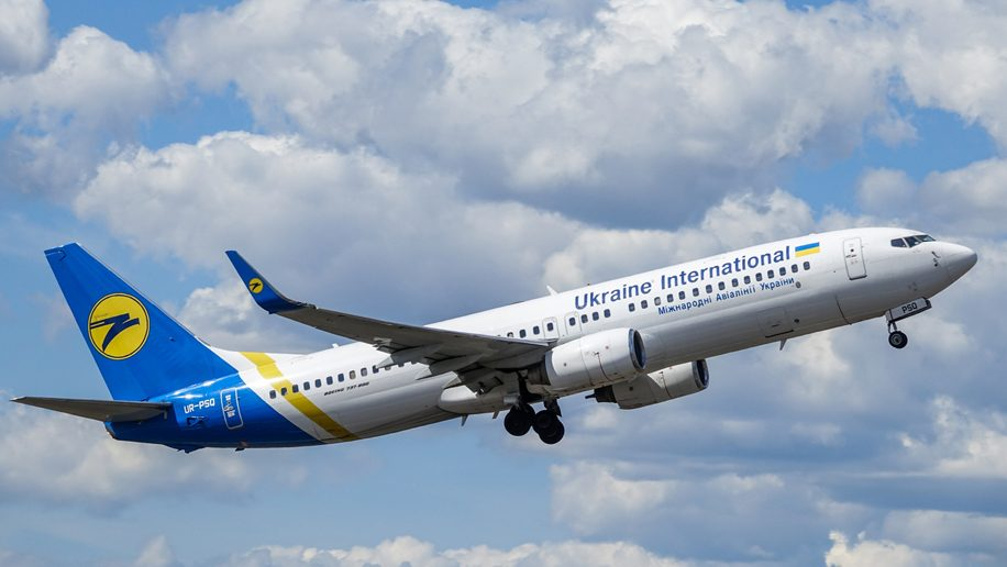 Ukraine International Airlines adjusting October flight schedule
