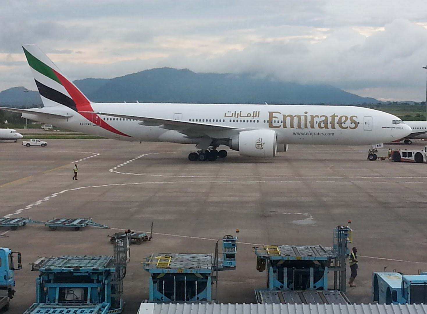 Emirates resumes passenger flights to Lagos and Abuja