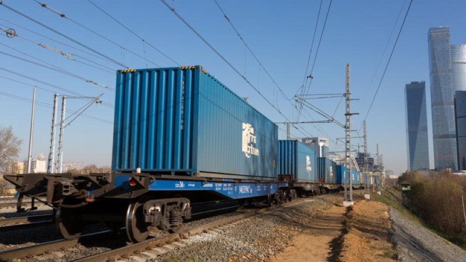 Russian Railways and Belarusian Railway report first fully digitalized transit between Asia and Europe