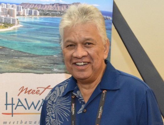 John De Fries is the new President and CEO of the Hawaii Tourism Authority