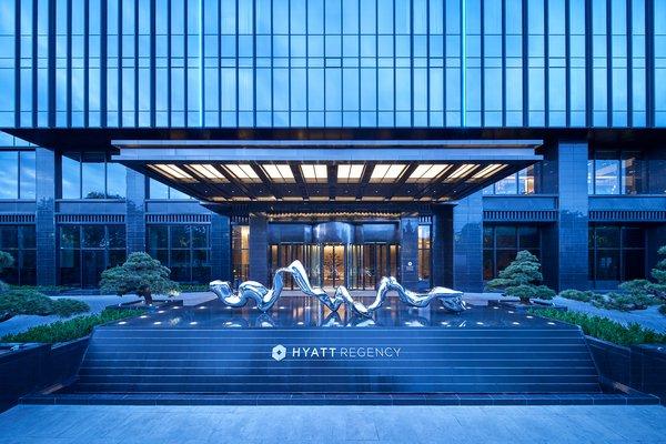 Hyatt Regency Lanzhou opens as new landmark Beside China's Yellow River