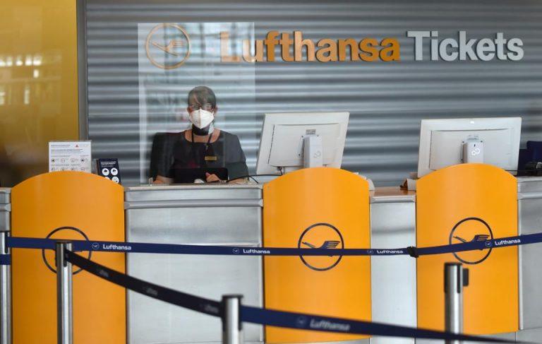 Lufthansa: €2.7 billion in ticket refunds already paid