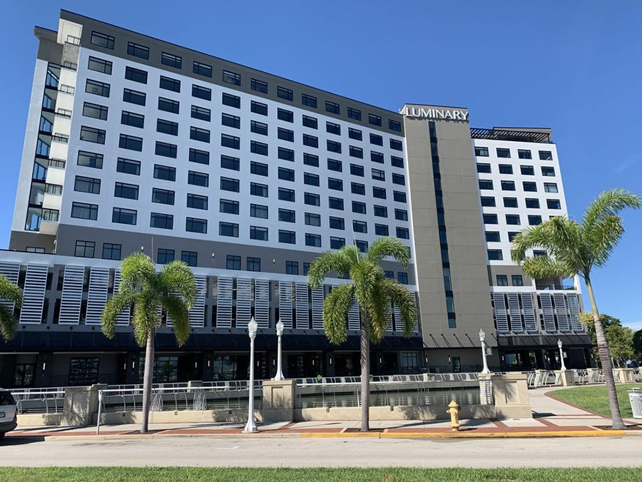 New hotel opens in Downtown Fort Myers, Florida