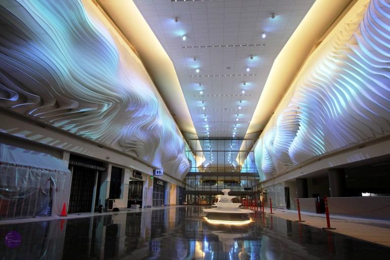 Salt Lake City unveils new $4 billion international airport