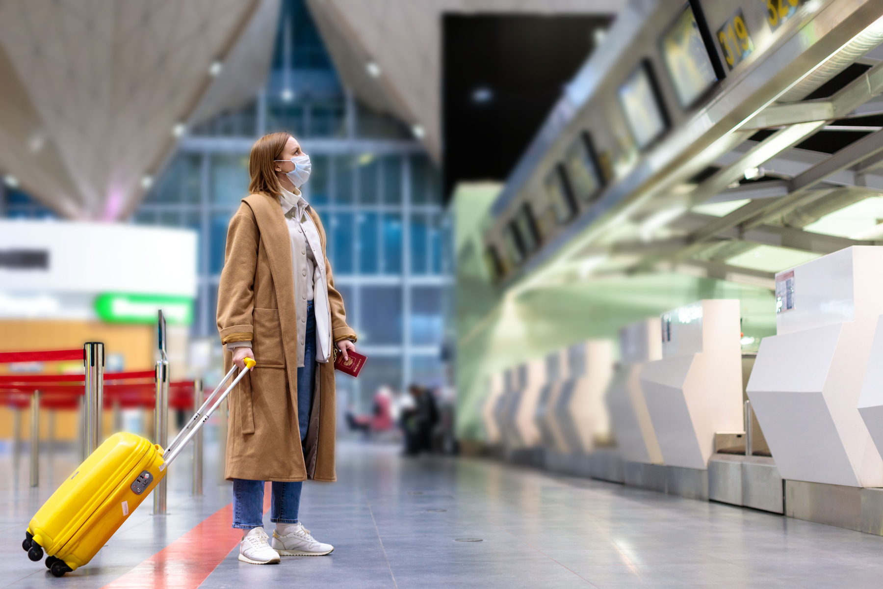 UNWTO: International tourist numbers down 65% in 2020