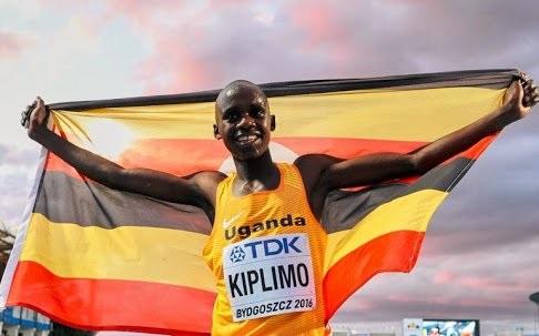 Uganda Wildlife Authority Jacob Kiplimo Bags Gold