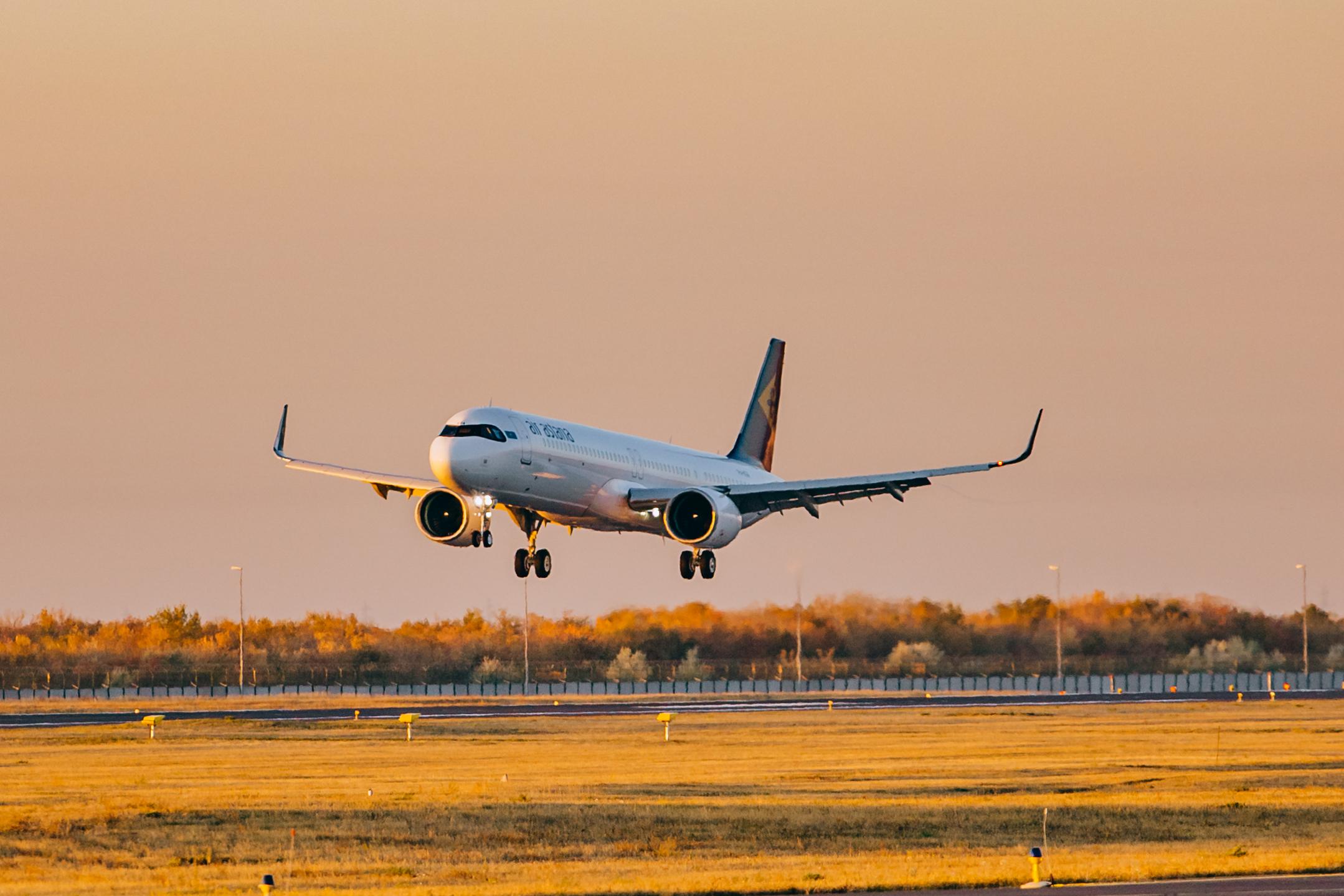 Almaty to Frankfurt soon on Air Astana