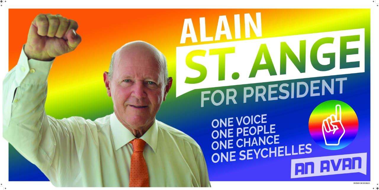 Alain St. Ange, President of Seychelles may soon become a reality for a tourism leader