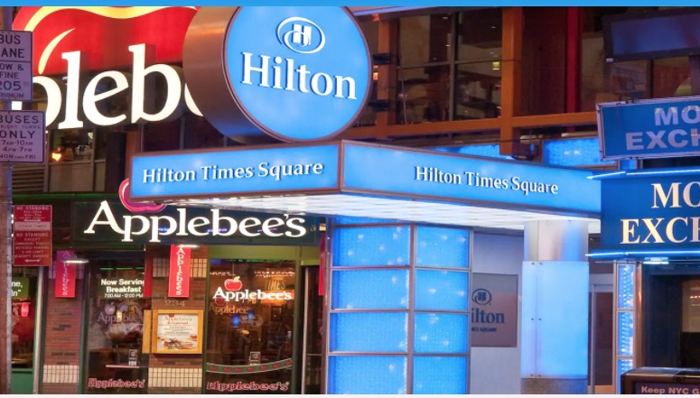 Not only Hilton quits New York Times Square