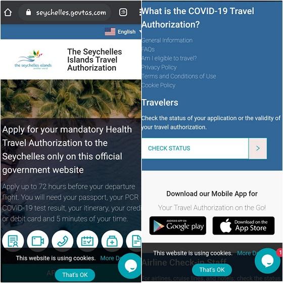 Seychelles Deploys Travizory Technology to Streamline Travel Authorization