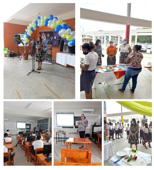 Seychelles Tourism Joins Perseverance Secondary School Celebration