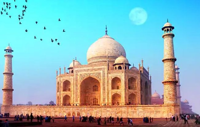 Iconic India Taj Mahal Set to Reopen
