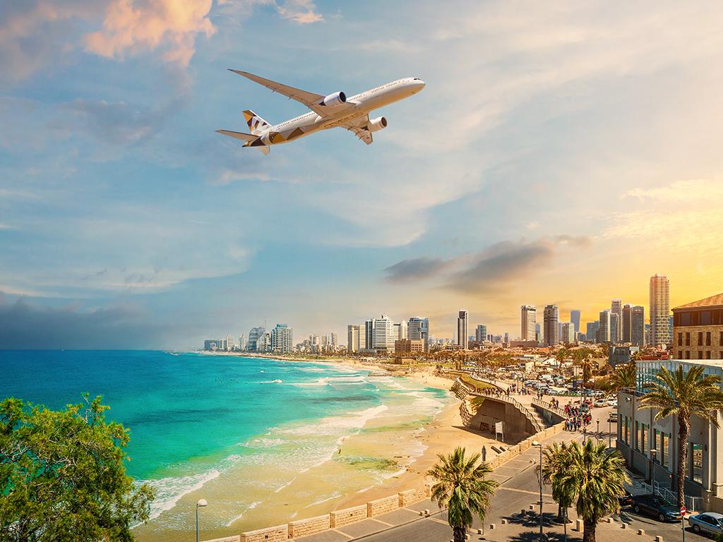 Abu Dhabi – Tel Aviv Flights on Etihad Airways