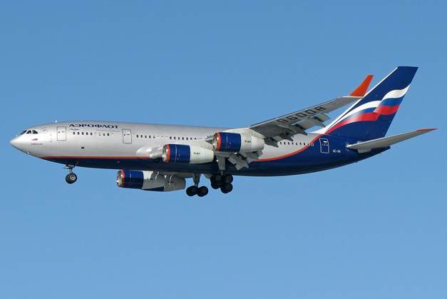 Aeroflot resumes Moscow-Tokyo flights