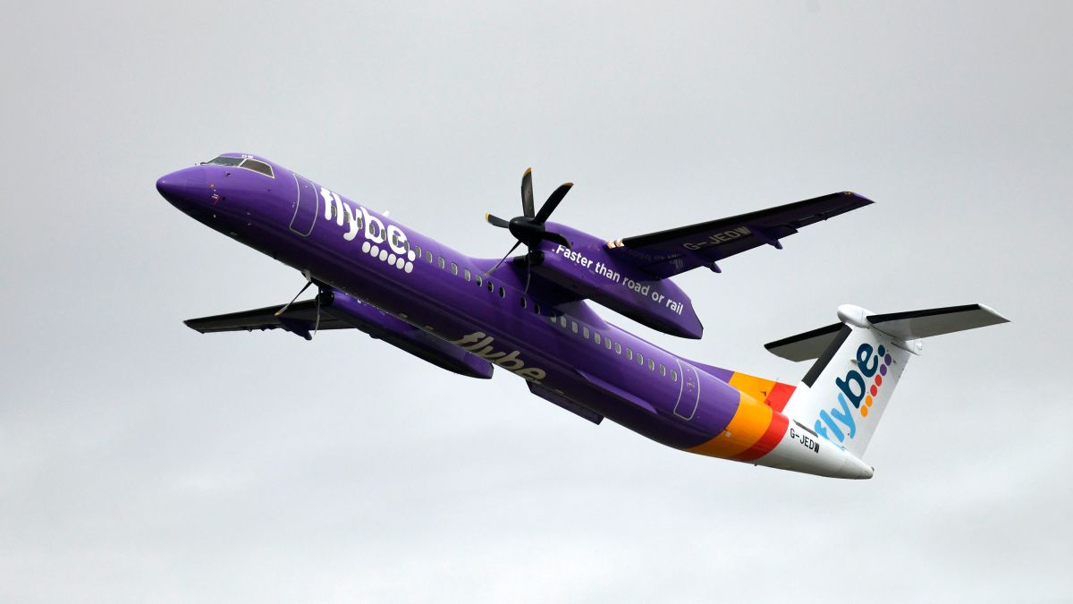 Flybe could be flying again by 2021