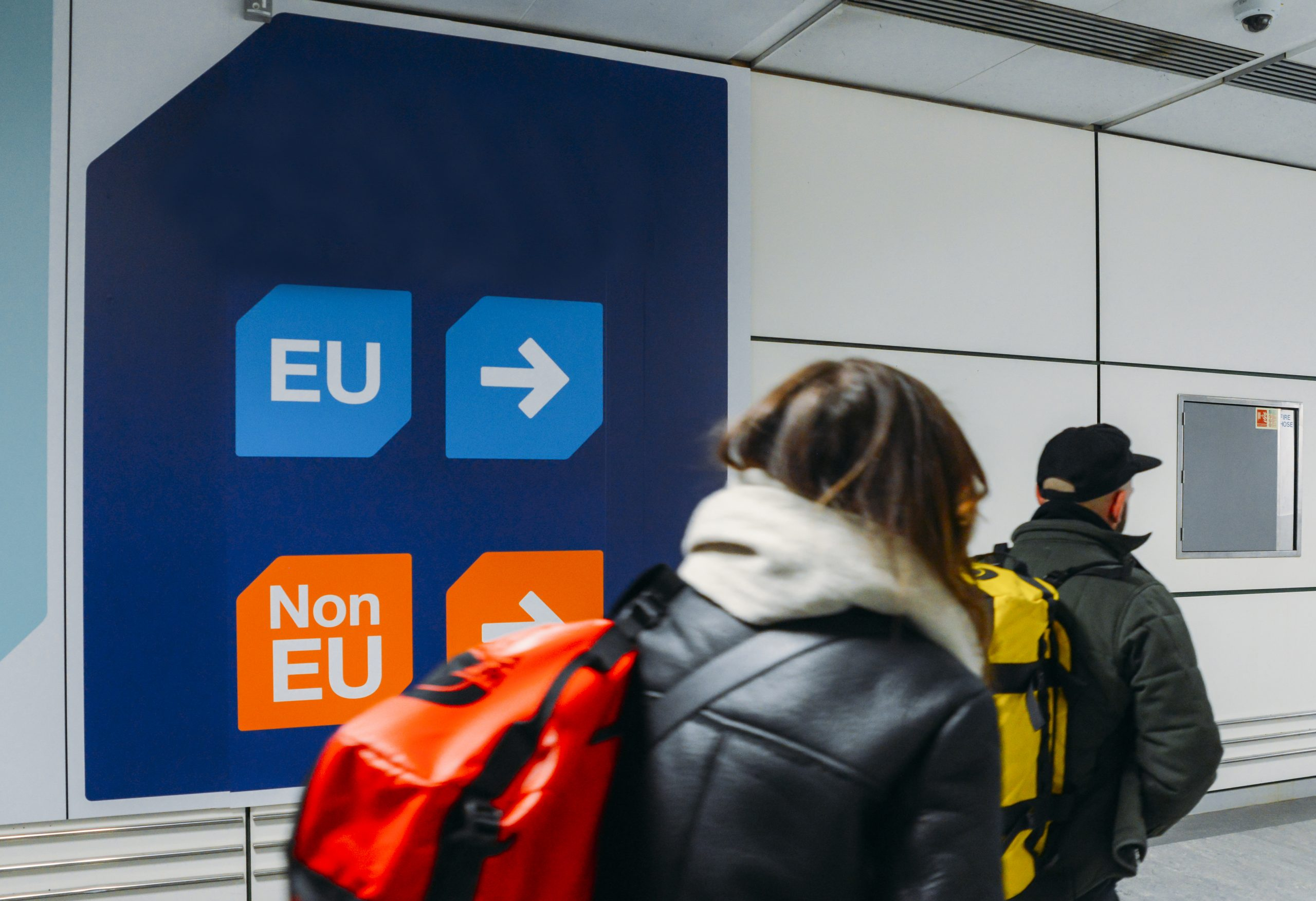 SITA steps up smart border solutions for EU Schengen Zone