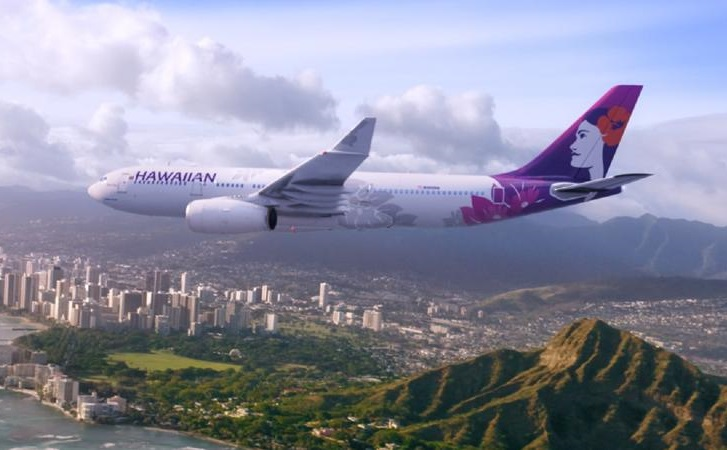 Hawaiian Airlines resumes Boston and New York flights