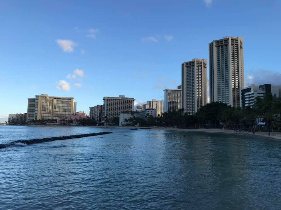 Hawaii hotels report substantial declines in revenue and occupancy
