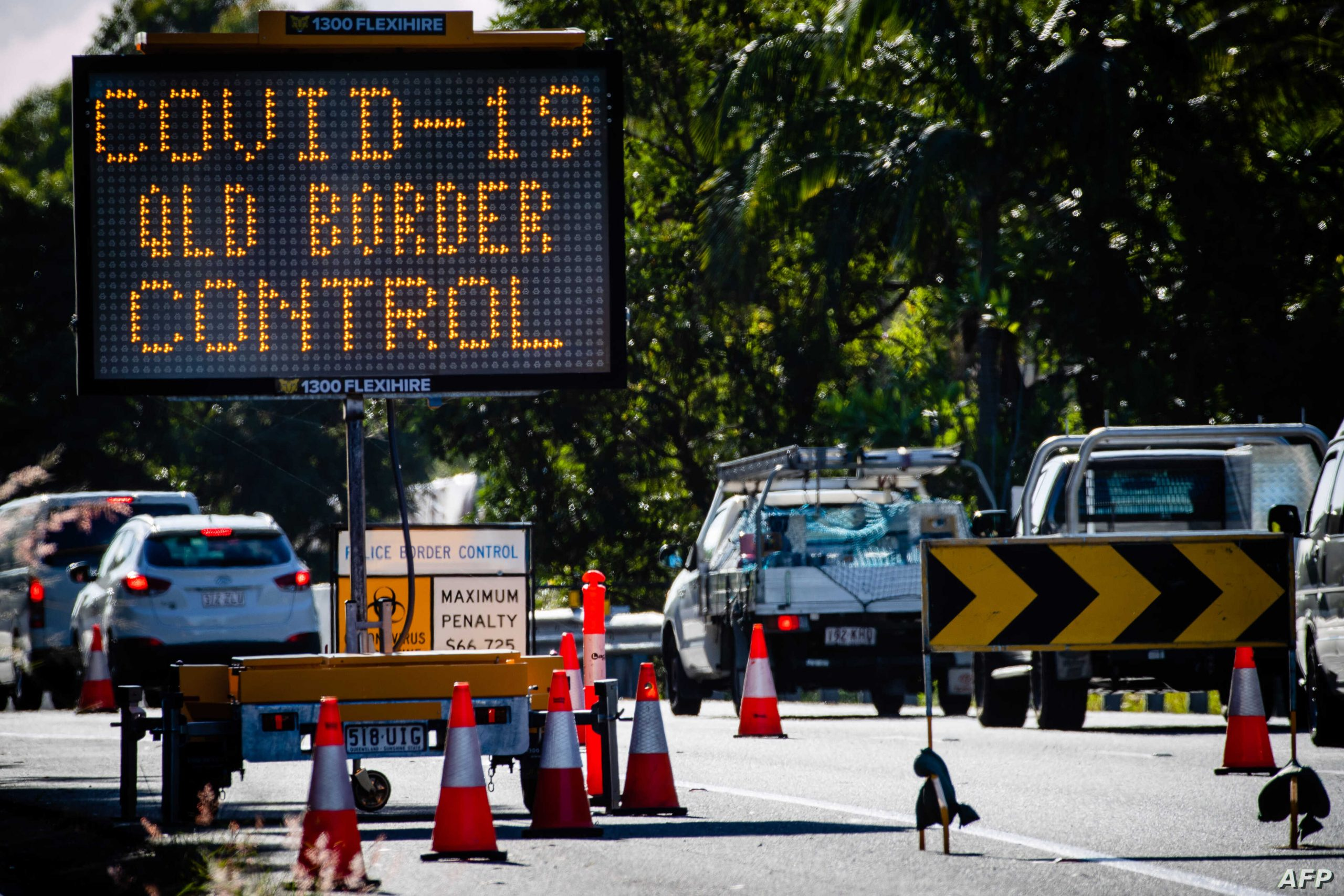 Australia to re-open domestic borders by Christmas