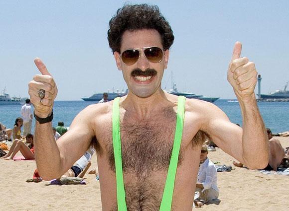 Kazakhstan loathes Borat, but steals his line for new tourism slogan