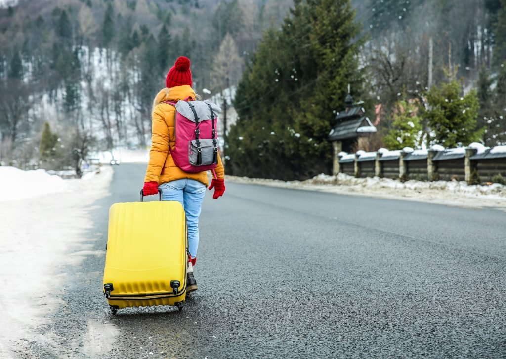 Nearly half American are planning winter trips