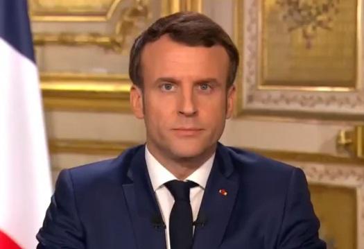 France goes into nationwide quarantine on October 30