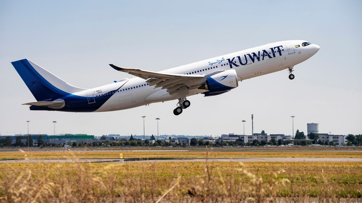 Kuwait Airways takes delivery of its first two Airbus A330neos