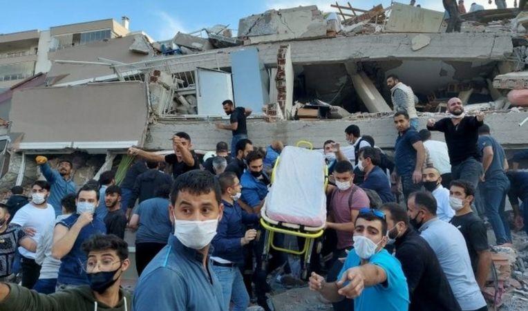Death, destruction and tsunami: Huge earthquake hits Turkey