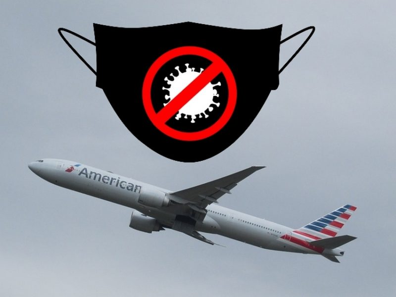 No mask required on planes in the United States: DOT Ruling is horrible