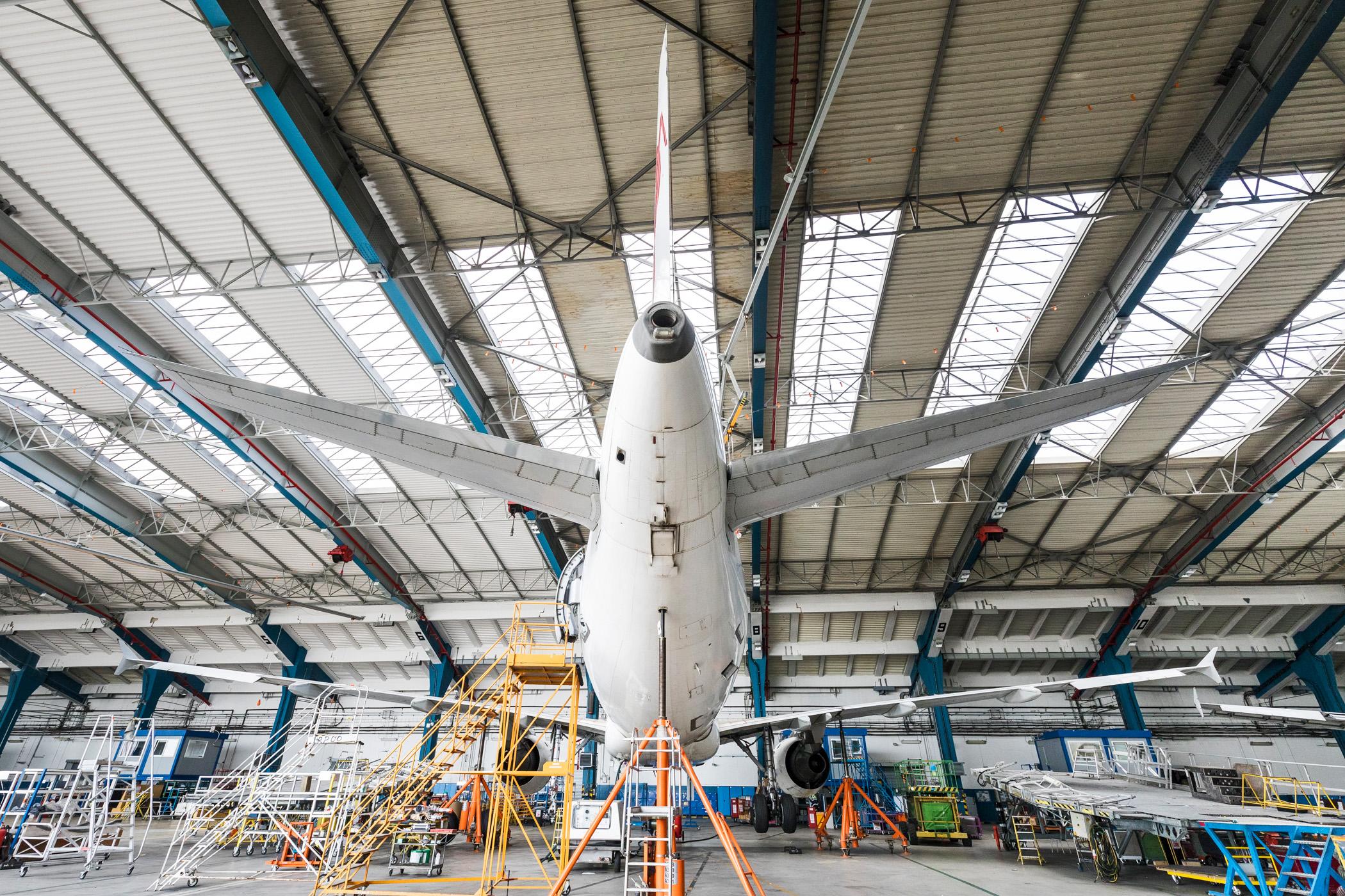 Czech Airlines Technics expands aircraft service range