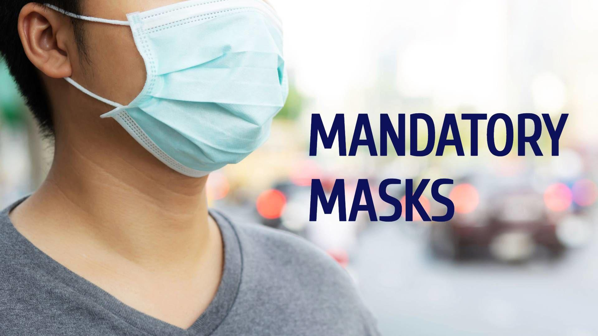 DOT refuses air travel mask mandate as President Trump travels to Walter Reed