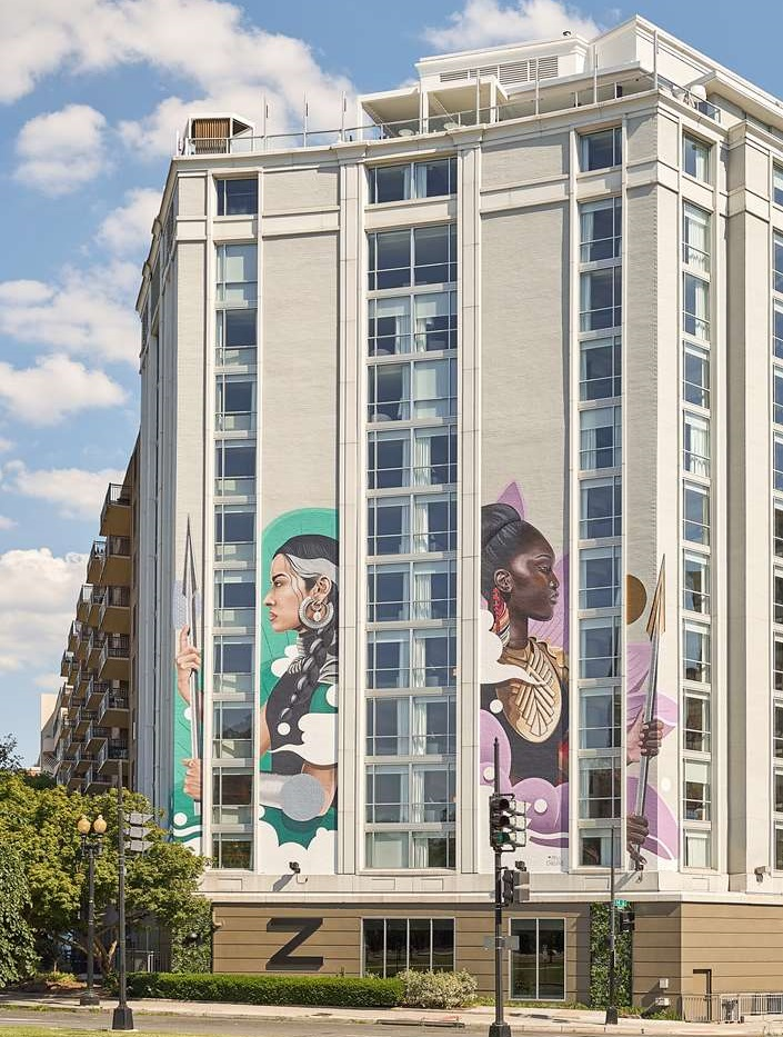 New hotel dedicated to female empowerment opens in Washington D.C.
