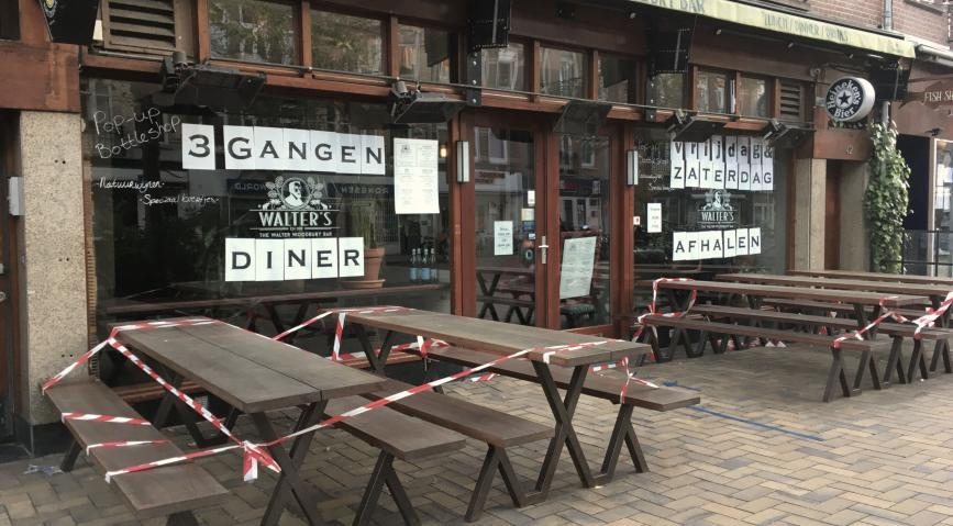 Netherlands closes bars and restaurants, makes masks mandatory as COVID-19 cases spike
