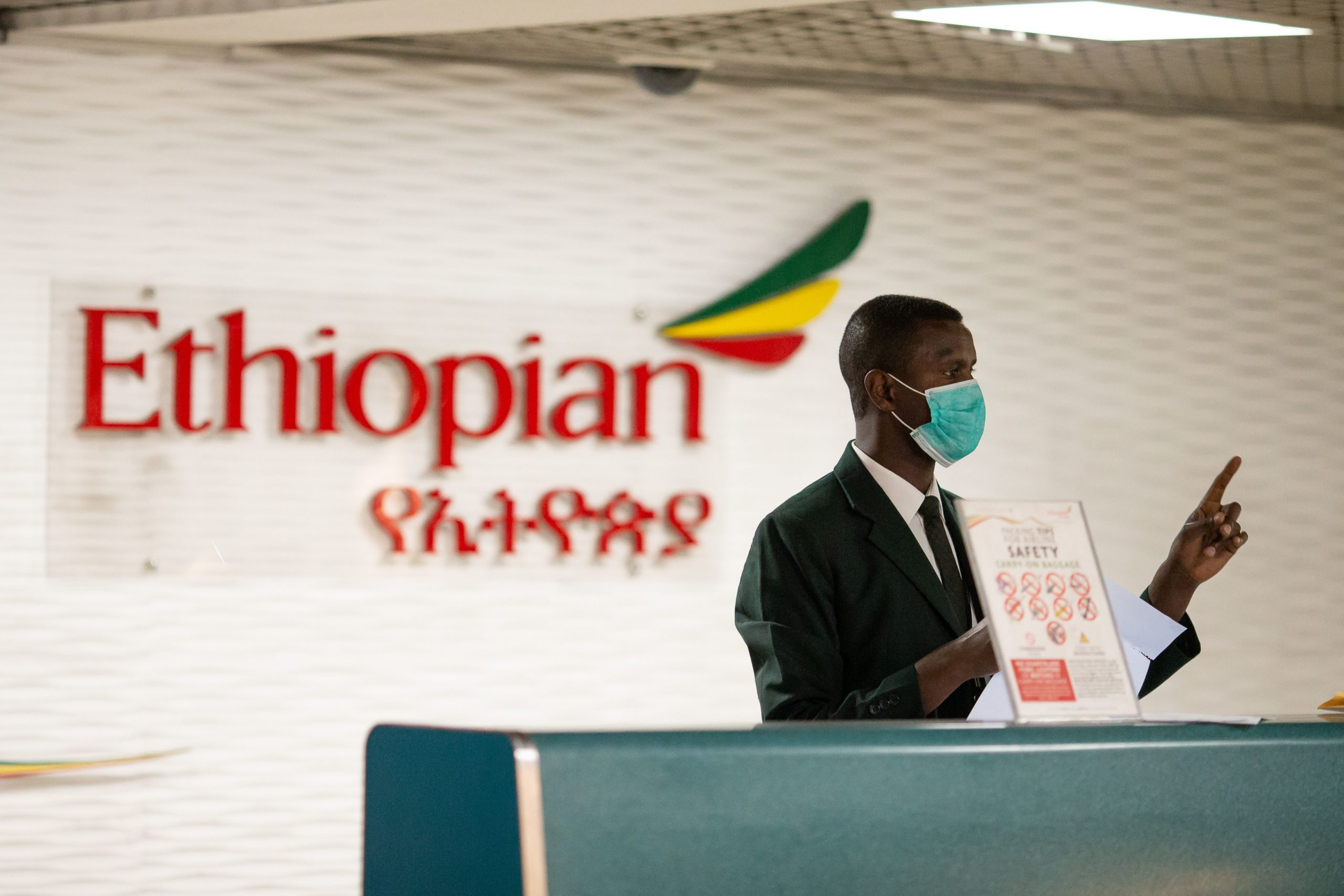 Ethiopian Airlines unveils global COVID-19 insurance cover