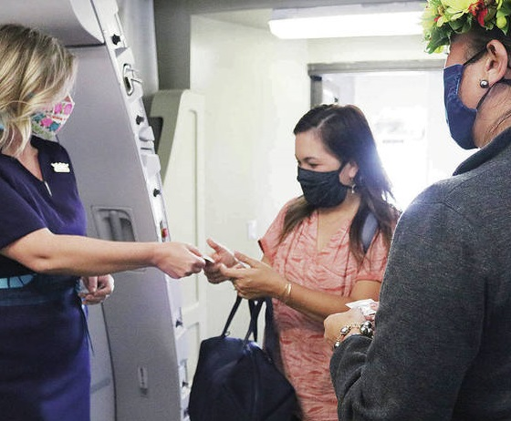 Over 10,000 Arrive in Hawaii on Travel Re-opening Day