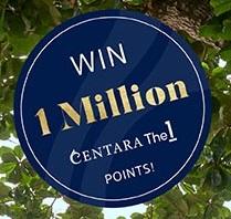 Centara Hotels lança o bilhete dourado 10.10