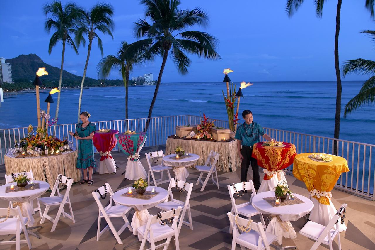 Outrigger Hotels and Resorts in Hawaii and Thailand: Smiling behind a mask