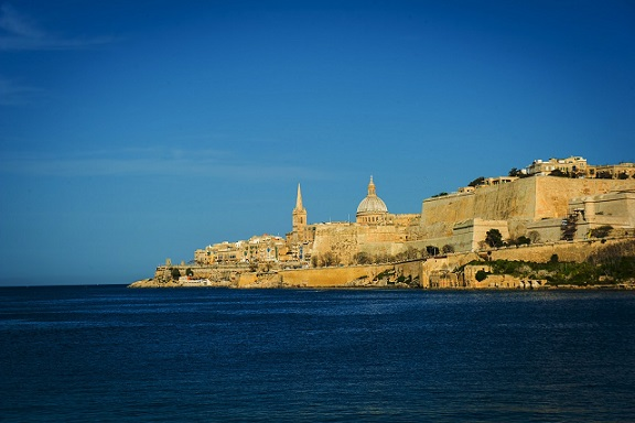 Valletta, Malta's Capital, Ranked #5: World Best Small Cities