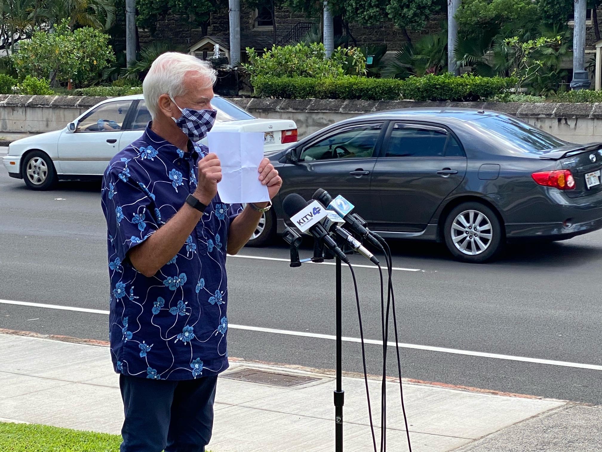 Will Hawaii open for tourism? Honolulu Mayor Kirk Caldwell explains