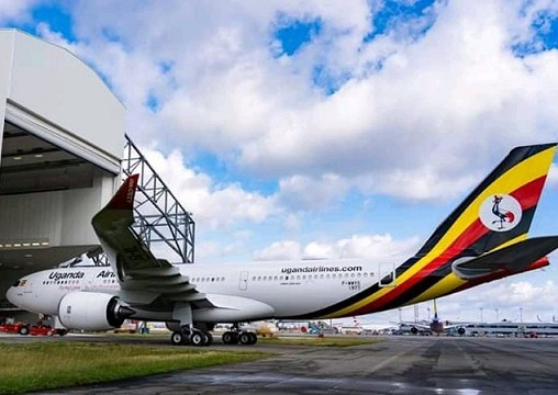 Uganda Airlines Rolls Out Brand New A330neo