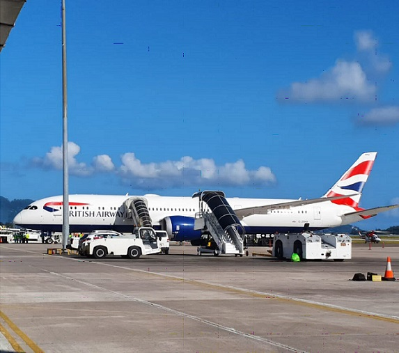 Seychelles Ready to Welcome Flights from British Airways