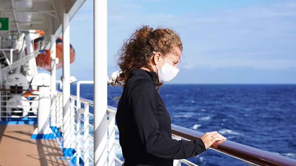 Cruise Confidence Survey: 87% of US travelers open to cruising