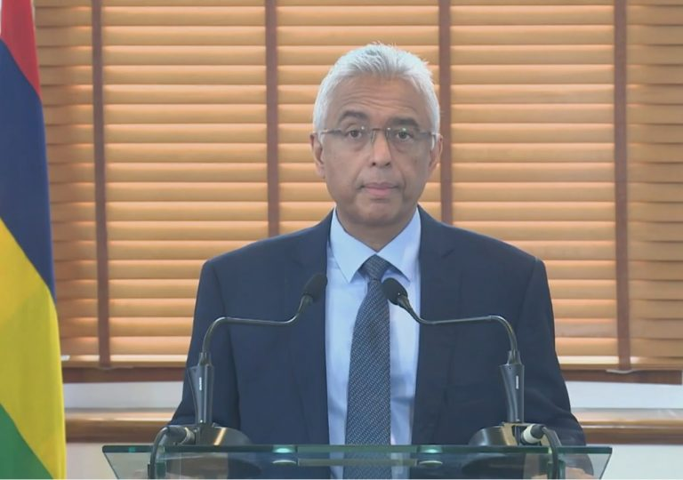 Mauritius PM calls for equitable distribution of COVID-19 vaccines internationally