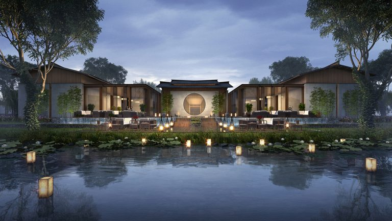 Dusit International opens luxury wellness resort in Suzhou, China