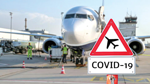 Airline industry: Urgent government help needed to prevent jobs catastrophe