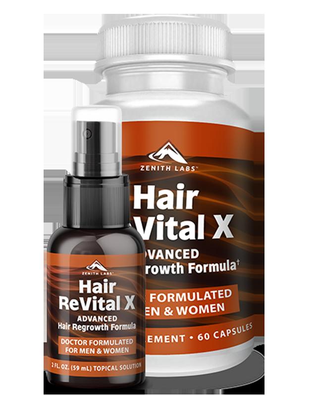 Hair Revital X Customer Reviews-Warning! Must Read This!