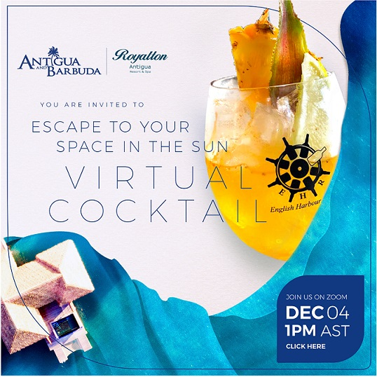"Antigua and Barbuda Launches Ultimate ""Your Space in the Sun"" Sweepstakes"