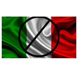 China Bans Italians from Entry
